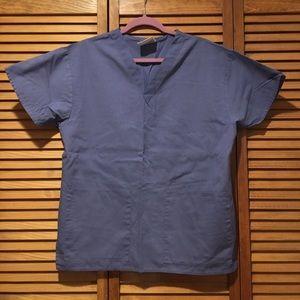 Crest Tops - Crest Scrub top
